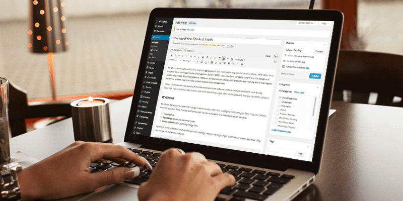 Sites WordPress - Curitiba